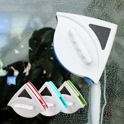 Magnetyczne urządzenie do czyszczenia okien szczotka do mycia okien szczotka do czyszczenia szkła gospodarstwa domowego mycia wycieraczka magnes środek do czyszczenia szkła w Szczotki do czyszczenia od Dom i ogród na