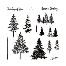 2020 New Christmas Tree Branch Forest Words Thinking ot You Stamp and Metal Cutting Dies For DIY Making Scrapbooking Photo Album(China)