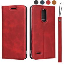 LUCKBUY For LG V36 Luxury UltraThin Protective PU Leather Flip Cover with Lanyard Magnetic Closure for LG V36 Coque цена и фото