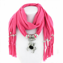 Fly Horse Unicorn Fashion scarves in autumn and winter pendant scarf