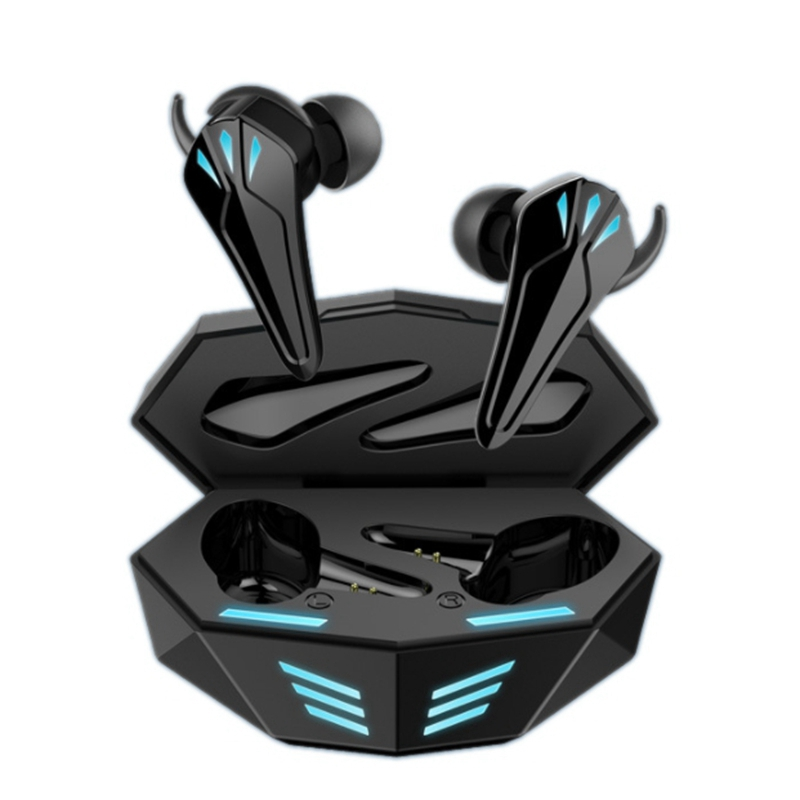 Game Headset TWS Game Bluetooth Headset Low Delay Chicken Eating Headset