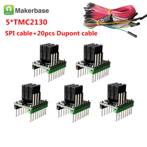 Image 1 - Controlador paso a paso MKS TMC2130 SPI mode stepstick motor controlador paso a paso TMC 2130 para accesorios de impresora SKR V1.3 3d