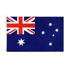 Австралийский флаг австралийского производства johnin 90x150 см AUS AU