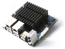 ODROID-H2 + ODROID H2 + четырехъядерный процессор Intel J4115 win10 2 x SATA