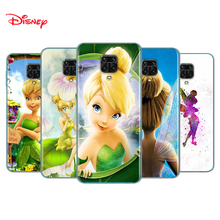 Siliconen Cover Wendy Tinkerbell Voor Xiaomi Redmi Note 10 10S 9 9S Pro Max 9T 8T 8 7 6 5 Pro 5A Telefoon Case