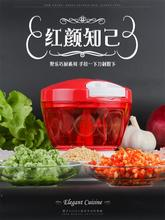 Quick Chopper Mini Kitchen Meat Grinder Manual Food Processor Meat Fish Beef Fruit Vegetable High Quality Meat Pepper Slicer  3 home electric automatic meat grinder vegetable slicer high quality multifunctional household