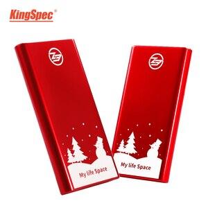 KingSpec внешний Портативный SSD жесткий диск 120 ГБ SSD 240 gb 500 GB 1 ТБ SSD USB 3,1 Тип-c твердотельный диск USB 3,0 для ПК