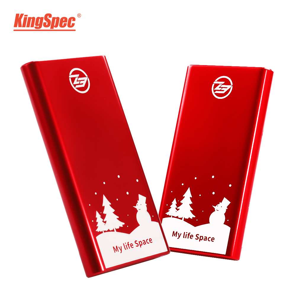 KingSpec External SSD 250gb Portable SSD 500gb Hard Drive 120gb hdd 1TB SSD USB3.1 Type-c Solid State Disk hd USB3.0 for laptop