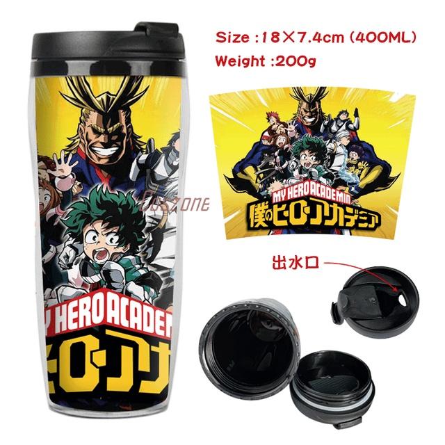 My Hero Academia Anime Double-deck Cup Coffee