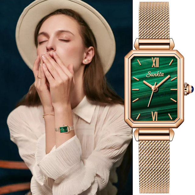 Sunkta Watch Quartz Wristwatch