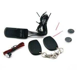 Беспроводная система иммобилайзера автомобиля, Радиочастотная Идентификация 2,4 ГГц