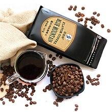 227g 454g azul montanha grãos de café em pó de café alta qualidade torrado grãos de café cozinha suprimentos