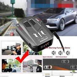 V9 radarowy czujnik prędkości pojazdu Alarm głosowy i System alarmowy wykrywacz radarów Suite na