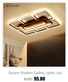 He99b261541a5423696b69aaecb2ae3a5G Modern LED Ceiling Lights Remote control for Living room Bedroom 78W 72W 90W 120W Aluminum boby indoor plafond Lamp flush mount