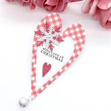 Love Hearts Metal Cutting Dies for Card Making