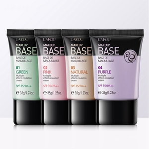 Face Primer Natural Make Up Base Foundation Primer Makeup Base Cream Moisturizing Pores Invisible Oil Control Isolation Cream