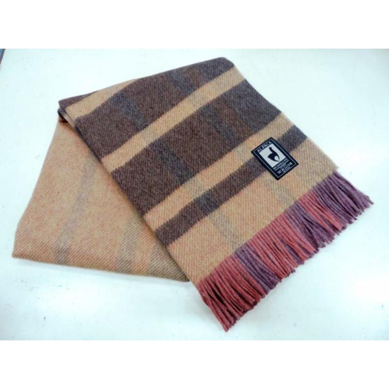 Plaid INCALPACA (55 wool alpaca, 45 wool Merino) PP-41 цена