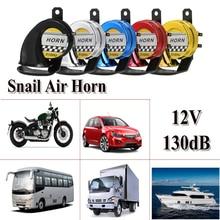 Siren Scooter Snail-Air-Horn Motorcycle Super-Loud Speaker Truck 130db Universal Waterproof