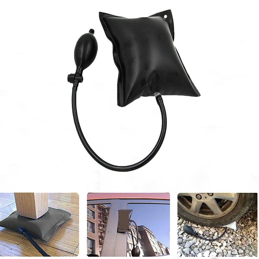 Universal Car Pump Wedge Inflatable Air Bag Entry Shim Door Window Opener Hand Tools For All Car Accessories