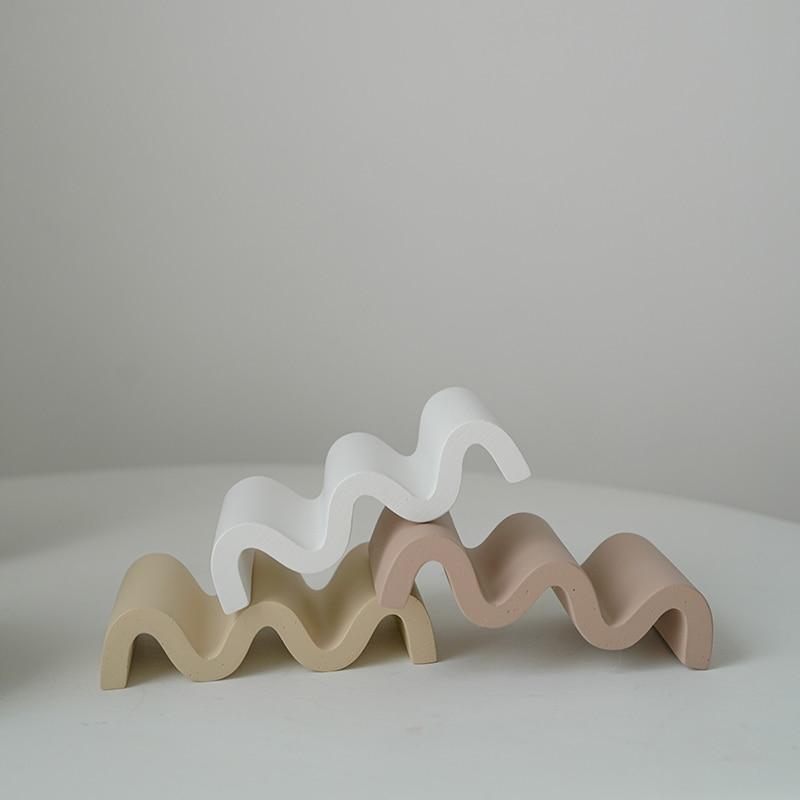 Nordic Concrete Soap Holder Morandi Color Cement Soaps Support Case Plate  Dish Tray Jewelry Organizer Home Bathroom Decor|Portable Soap Dishes| -  AliExpress