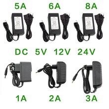 Универсальное зарядное устройство для ХОВЕРБОРДА, 5 В, 12 В, 24 В постоянного тока, 1 А, 2 А, 3 А, 5 А, 6 А, 8 А, 220 В переменного тока