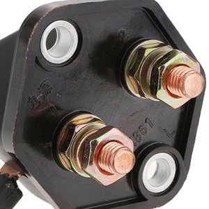 Image 5 - 1 sztuk DC12V 24V samochodów łódź baterii podwójne bieguny odłączyć izolator wyłącznik zasilania dla samochodów autobus łódź RV przyczepy itp 120*87*70mm