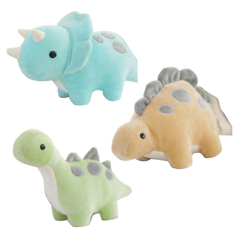 Cute Dinosaur Plush Toy Stuffed Animal Doll Sofa Car Home Decor Christmas Gifts 1Pc