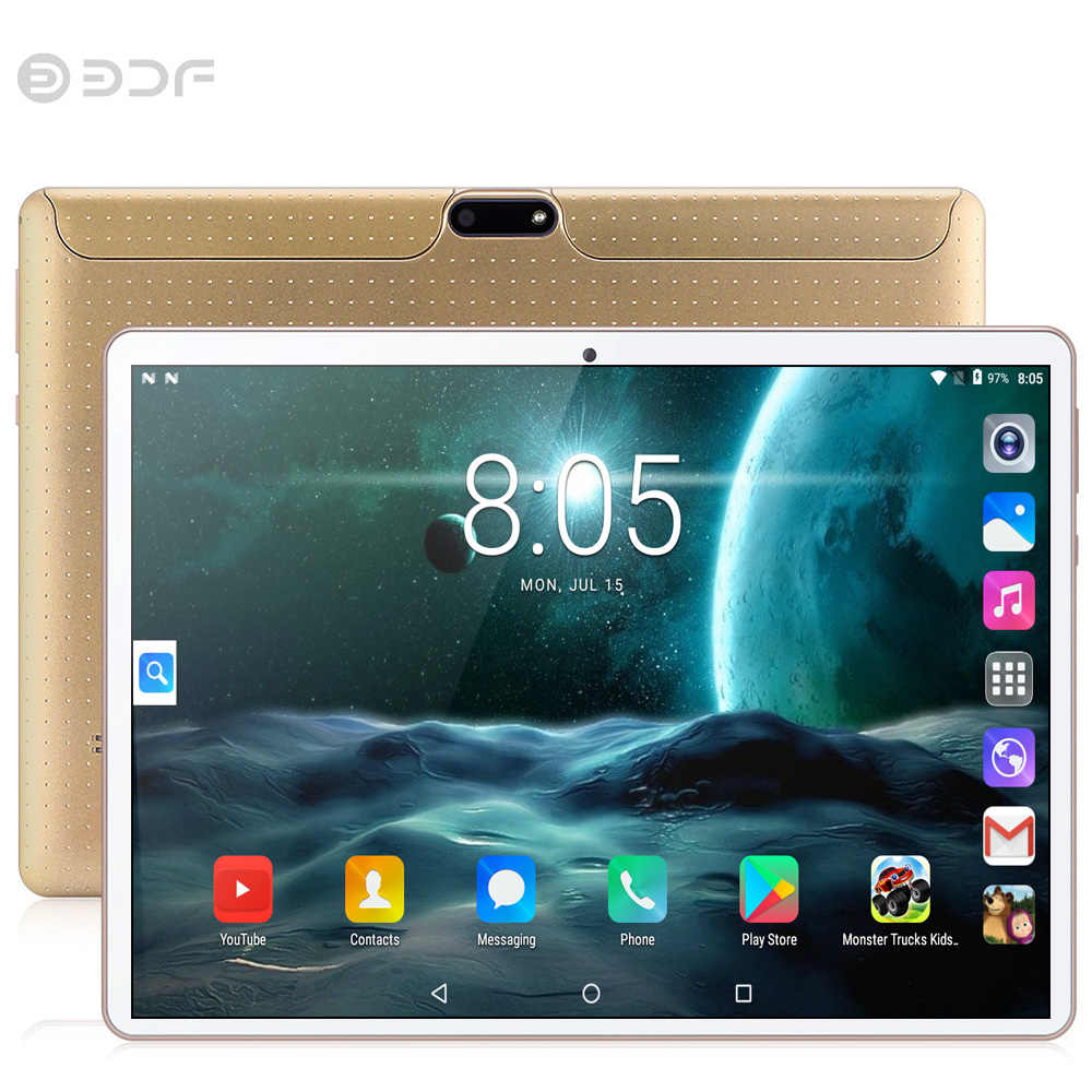 2018 Nieuwe Upgrade 10 inch Android 7.0 Octa Core 64GB Tablet Pc WiFi GPS Bluetooth FM Tabletten 4G + 64G Android pc Tablet 7 8 9 tab
