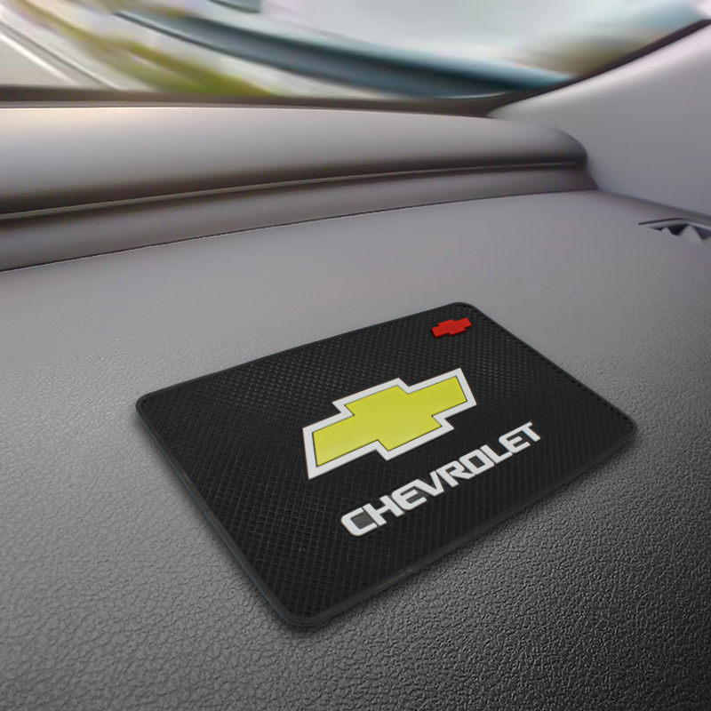 Car Mat Auto Interior Dashboard Phone Gel Pads Fixed Gel Double Sided Car Non-slip Mat For Chevrolet Cruze Captiva Lacetti Aveo