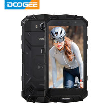 DOOGEE S60 Lite IP68 chargeur sans fil Smartphone 5580mAh 12V2A Charge rapide 16.0MP 5.2 FHD MTK6750T Octa Core 4GB RAM 32GB ROM