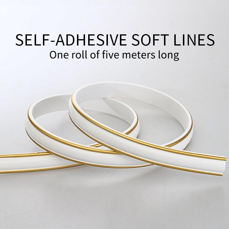 Pvc decorative soft line…