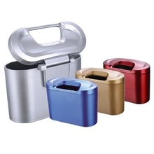 Car Trash Can Car Auto Rubbish Dustbin Trash Can Garbage Dus