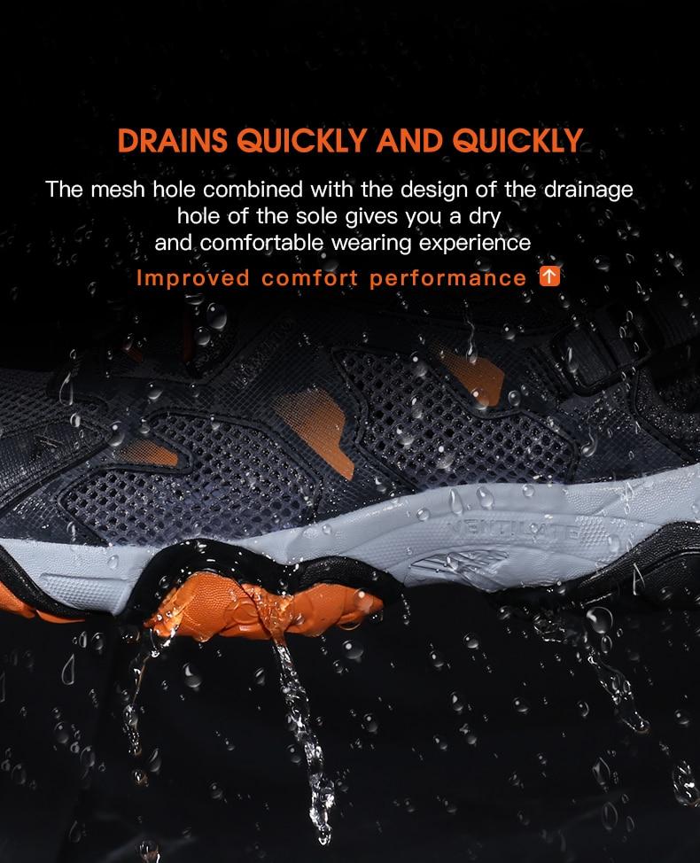 Humtto 2020new sapatos de água para os