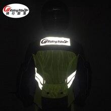 Мотоциклетный светоотражающий жилет для бездорожья, жилет для безопасности, спортивная куртка для Aprilia Ducati Yamaha kawasaki Honda Suzuki KTM BMW Benenlli