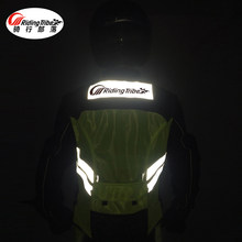 Motorcycle Reflective Vest Off-Road Safety Vest Sports Jacket for Aprilia Ducati Yamaha kawasaki Honda Suzuki KTM BMW Benenlli(China)
