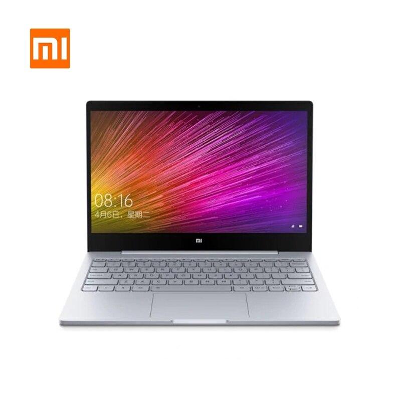 Xiaomi Mi Laptop Air 12.5 Inch Intel Core I5-8200Y Intel UHD Graphics 615 4GB LPDDR3 RAM 256GB SSD 1920 X 1080 Win 10 Notebook