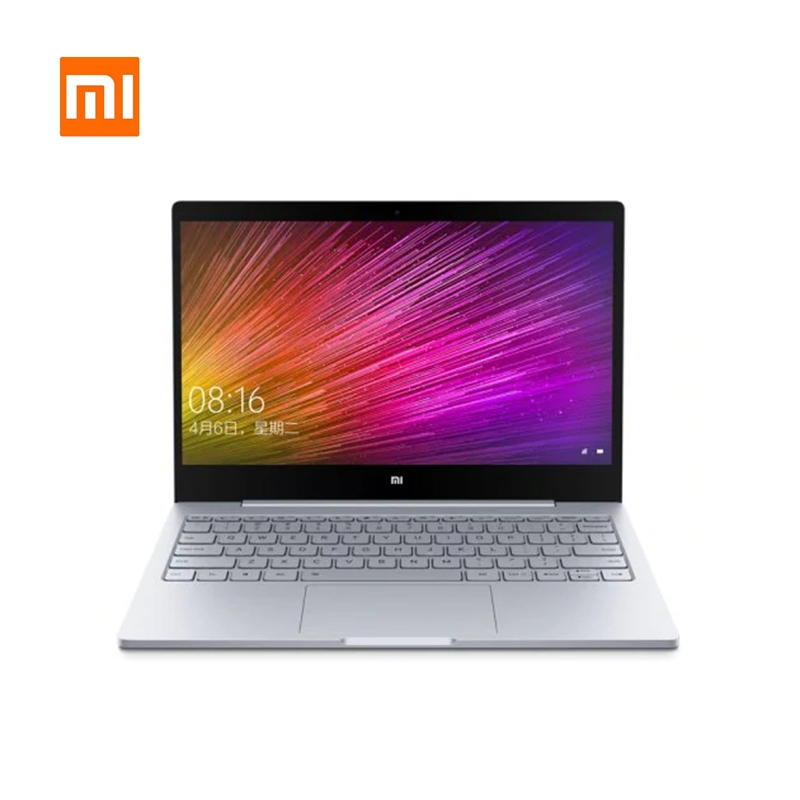 Xiaomi Mi Laptop Air 12.5 Inch Intel Core M3-8100Y Intel UHD Graphics 615 1920 X 1080 4GB LPDDR3 RAM 256GB SSD Win 10 Notebook