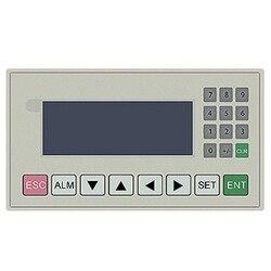 TOP OP320 A V8.0Q MD204L 4.3 Cal wyświetlacz tekstu HMI wsparcie 232 485 porty komunikacyjne nową ofertę OP320 A S w Sterownik CNC od Narzędzia na