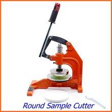 Ручной нож для отбора проб измеритель веса текстиля дисковый
