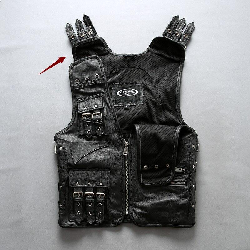 HA-97105-Read-Description-Asian-size-super-quality-Cow-skin-adjustable-vest-men-s-cowhide-leather (1)