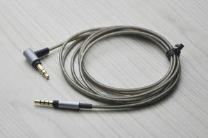 Image 4 - 4ft/6ft כסף מצופה אודיו כבל עבור SONY MDR XB950N1 MDR 1000X MDR 100AAP 100ABN XB950BT MDR 1A MDR 1ADAC 1ABP 1ABT אוזניות