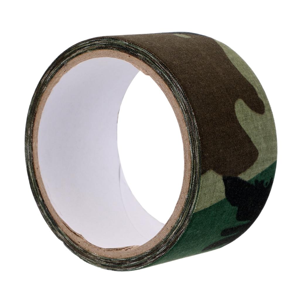 Многоразовая блестящая камуфляжная Маскировочная лента для охоты на открытом воздухе
