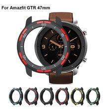 Sikai Жесткий ПК ТПУ защитный чехол для часов amazfit gtr 47