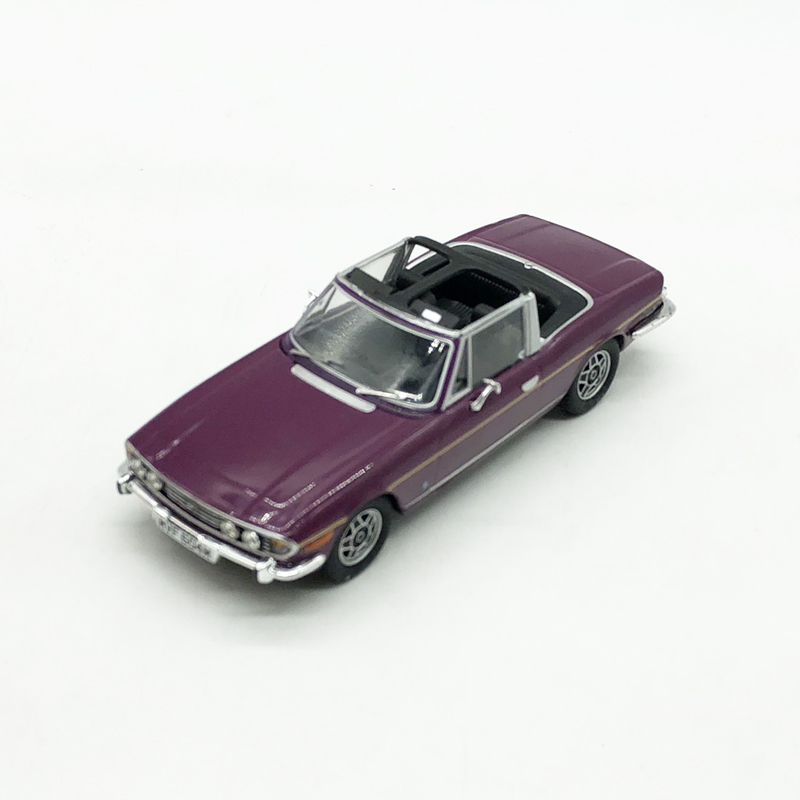 CORGI VANGUARDS TRIUMPH STAG Triumph Bucks 1/43 Collection Model Car