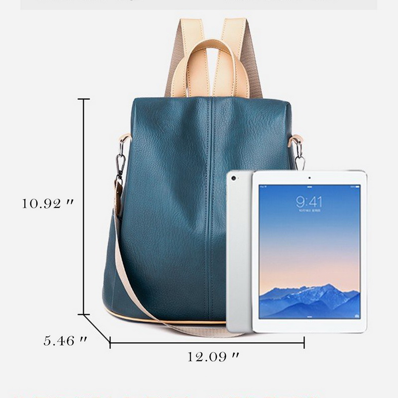 He9a0f150afea42498152835a0509f4b8o - Fashion Women Waterproof Travel Backpack Anti-theft Oxford Backpack Female School Bags Bagpack For Girls Shoulder Bag