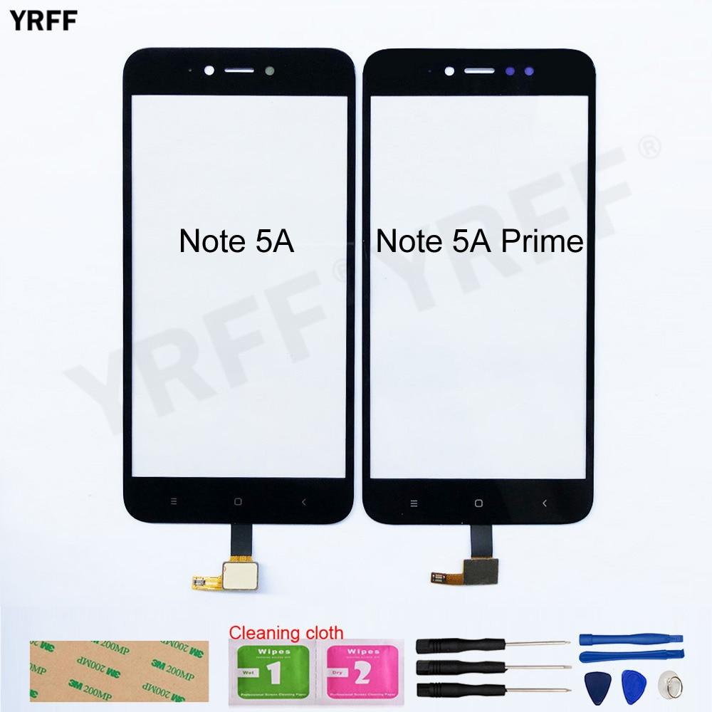 Для Redmi Note 5A Prime сенсорный экран для Xiaomi Redmi Y1 Note 5A сенсорный экран дигитайзер сенсор стеклянная панель Замена