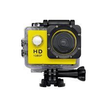 SJ4000 Экшн-камера Full HD 1080p 4K 30FPS GO Pro спортивная камера мини-шлем Водонепроницаемая подводная DV спортивная видеокамера записывающая камера s