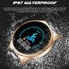 LIGE 2020 New Steel Band Smart Watch Men Heart Rate Pedometer Multifunctional Sport Waterproof Smartwatch Fitness Tracker Box discount