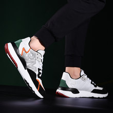 Newest Men Casual Shoes Sport Breathable 4M 1000D ZX Nite Sneakers Joggers Trainers Off Color White 270 Shoes Max Size 44(China)