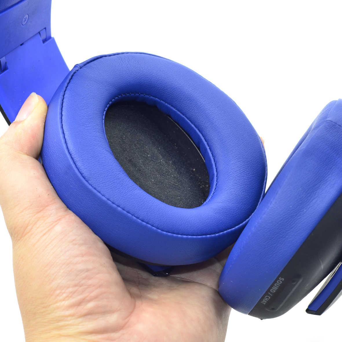 Almohadillas para el oído, diadema de cojín, almohadillas para Sony PlayStation Gold, CECHYA-0083 inalámbrico, estéreo, 7,1, auriculares envolvente Virtual